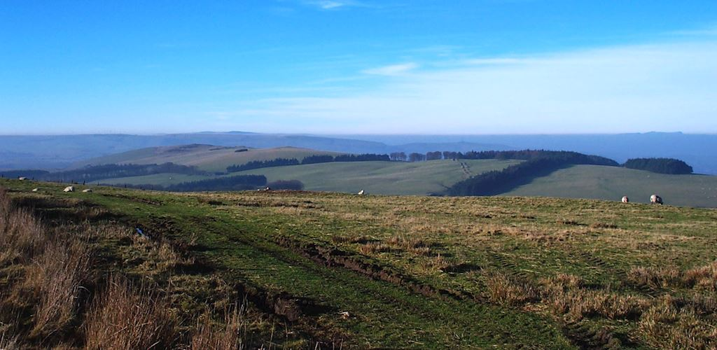 View from Kerry Ridgeway