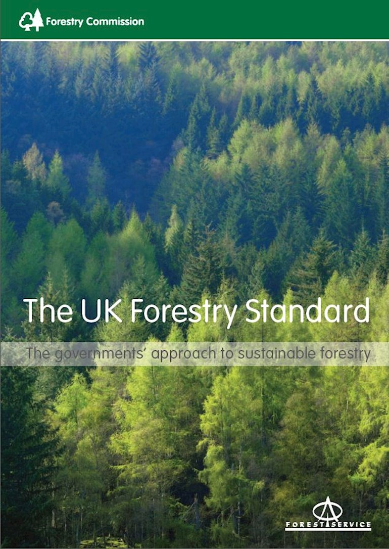 Forestry Commission - The Uk Forestry Standard