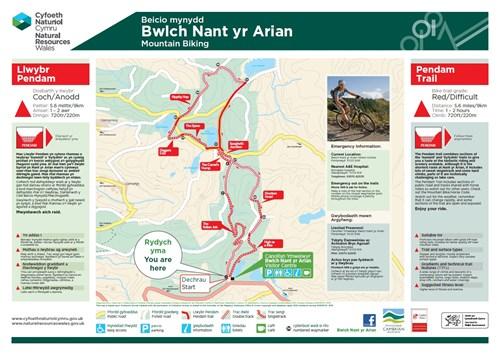 BNyrA MTB Pendam Trail