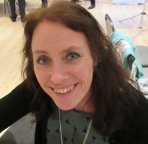 Jill Bullen - Flood Warden for Borth and Ynyslas