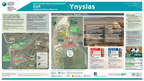 DyfiNNR Ynyslas Dunes