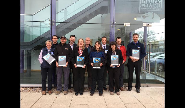 Institute of Water Innovation Award Winners Welsh Area 2015-16 Weed Wipe