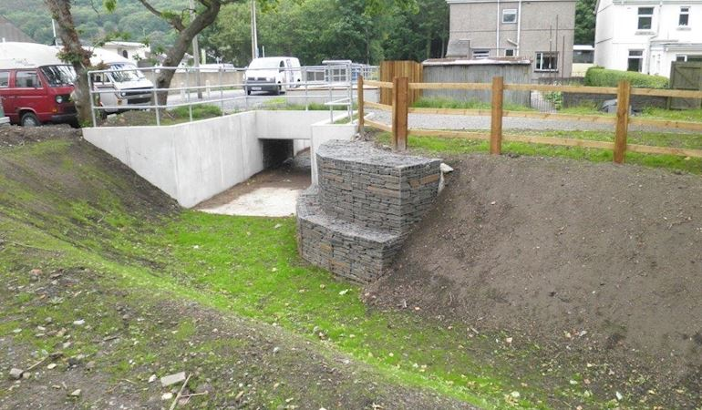 New flood defence scheme
