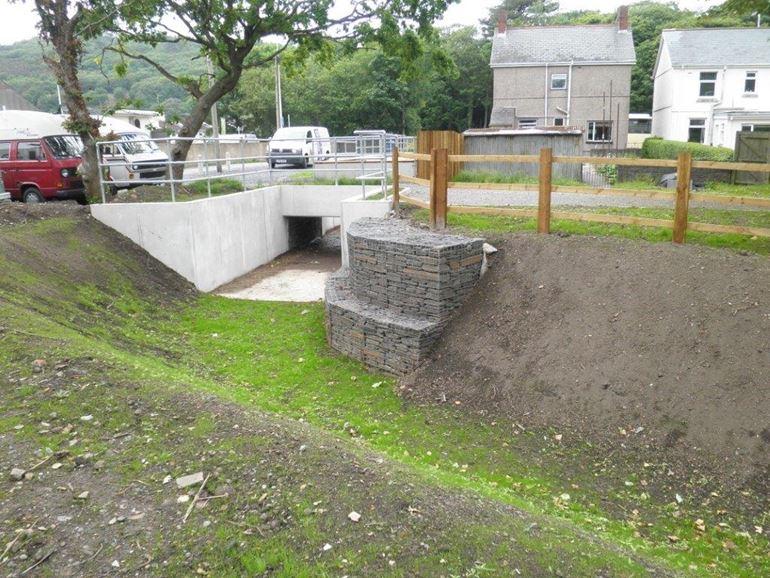 New flood defence scheme