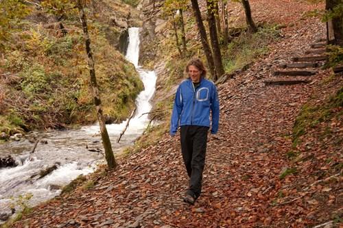 Cwm Cadian Trail
