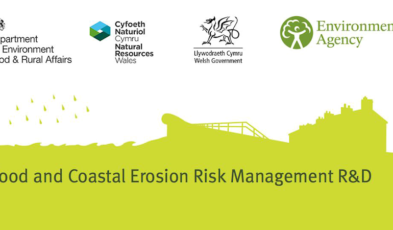 Flood and Coastal Erosion Risk Management R and D
