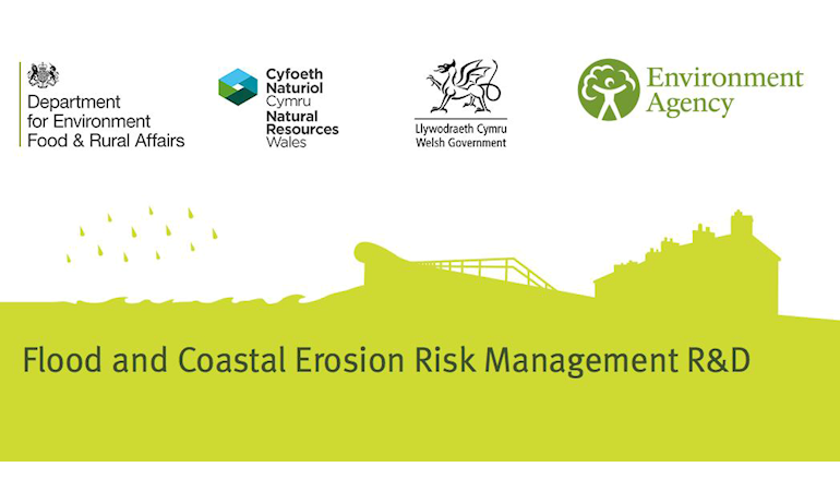 Flood and Coastal Erosion Risk Management R and D
