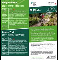 Blade MTB trail