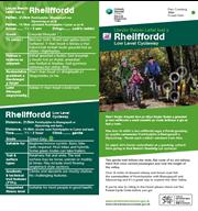Rheilffordd MTB trail Afan PDF