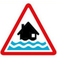 Flood Warning / Rhybudd llifogydd