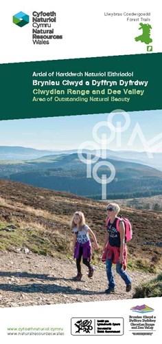 Bryniau Clwyd a Dyffryn Dyfrdwy leaflet