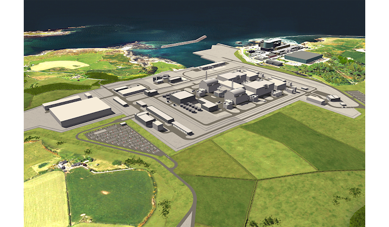 Horizon Nuclear Power Wylfa Ltd design