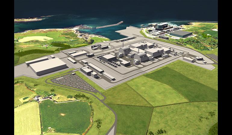 Horizon Nuclear Power Wylfa Ltd design