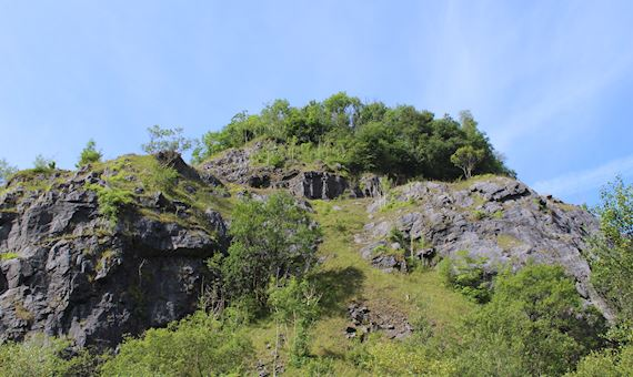 Carmel National Nature Reserve, near Llandeilo