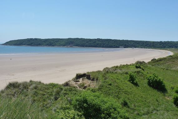 Oxwich National Nature Reserve