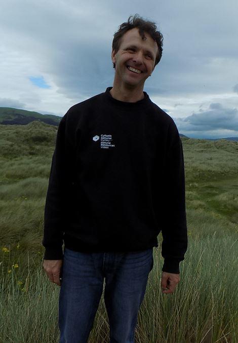 Justin Lyons - Senior Reserve Manager at Dyfi Ynyslas