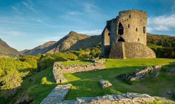 Dolbadarn Castle, Llanberis, Snowdonia