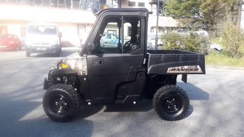 Utility terrain vehicle